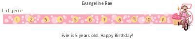 Lilypie Fifth Birthday (XRb8)